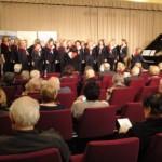 Koncert Bohaterom Pawiaka - chór